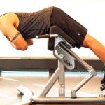バックエクステンション|背筋の自重トレーニング!適切な回数は?