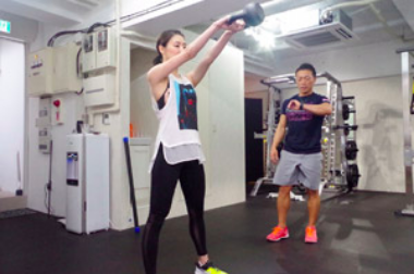 Beauty Fitness_トレーニング内容