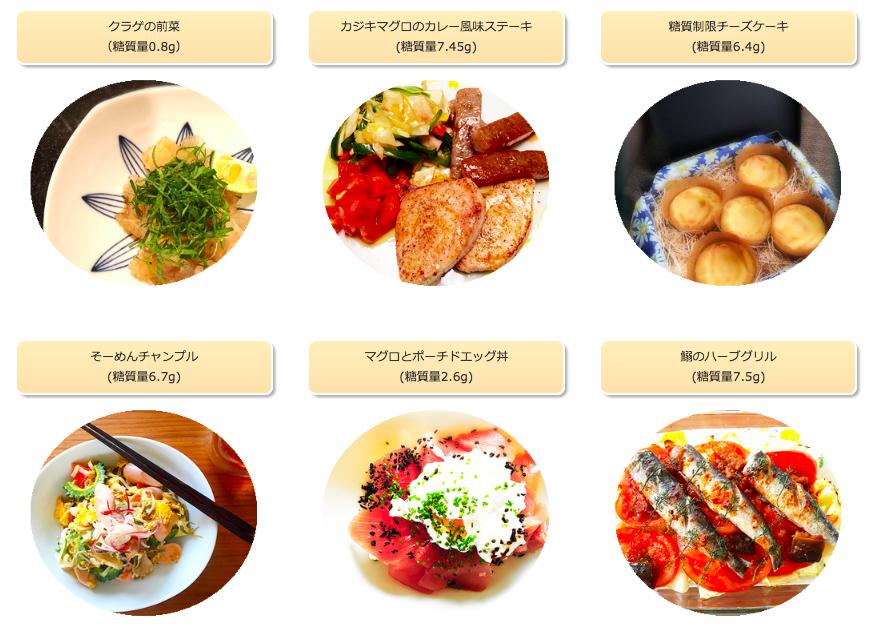 ターニングポイント_食事内容